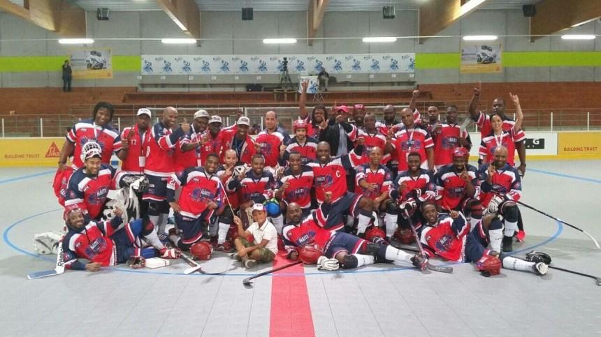 Une première victoire historique pour Haïti