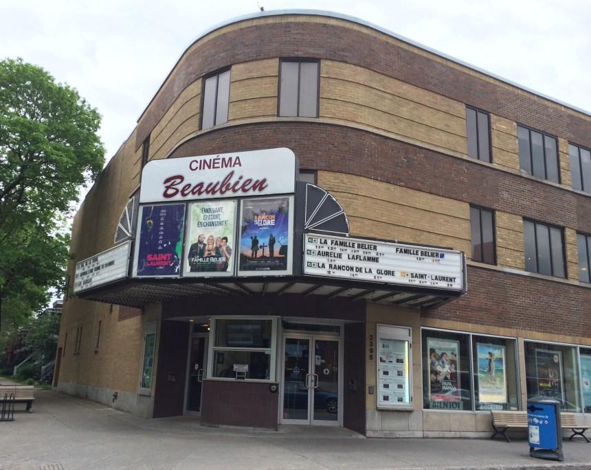 Le cinéma Beaubien s'ouvre aux sourds et malentendants