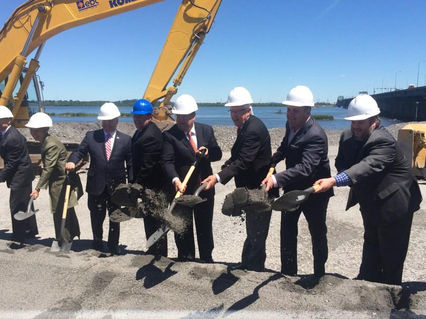 Nouveau pont Champlain officiellement lancée: Une économie de 34%