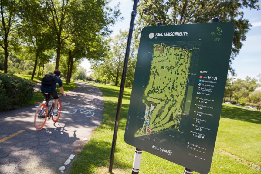 Donner un nouveau souffle au parc Maisonneuve