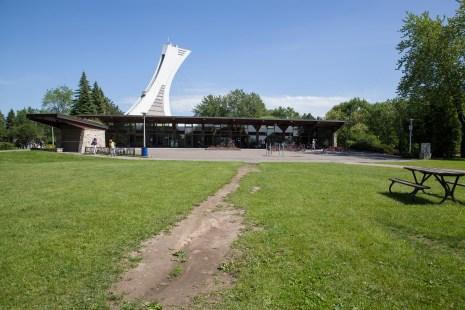 chalet parc Maisonneuve