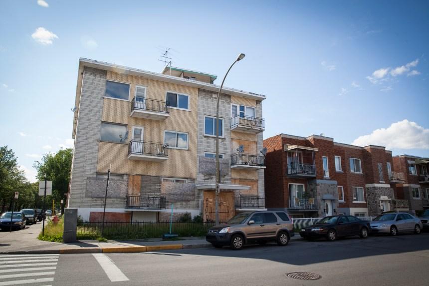 Parc-Extension: toujours pas de travaux dans des logements insalubres