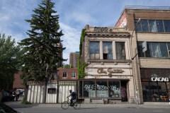 Un promoteur veut construire un bâtiment de neuf étages dans Milton-Parc