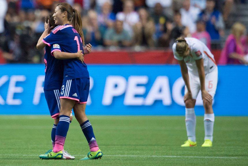 Le Japon élimine les Pays-Bas à la Coupe du monde