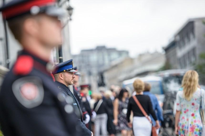 En photos: des personnalités de tous les horizons pour les funérailles de Jean Doré