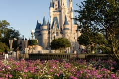 Magic Kingdom, du Walt Disney World en Floride, parc d'attraction le plus populaire au monde