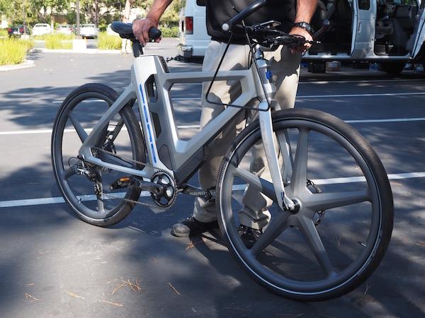 MoDe Flex: un nouveau vélo électrique pour Ford (photos)