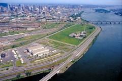 Étape de plus dans la dépollution d'un des sites les plus contaminés de Montréal