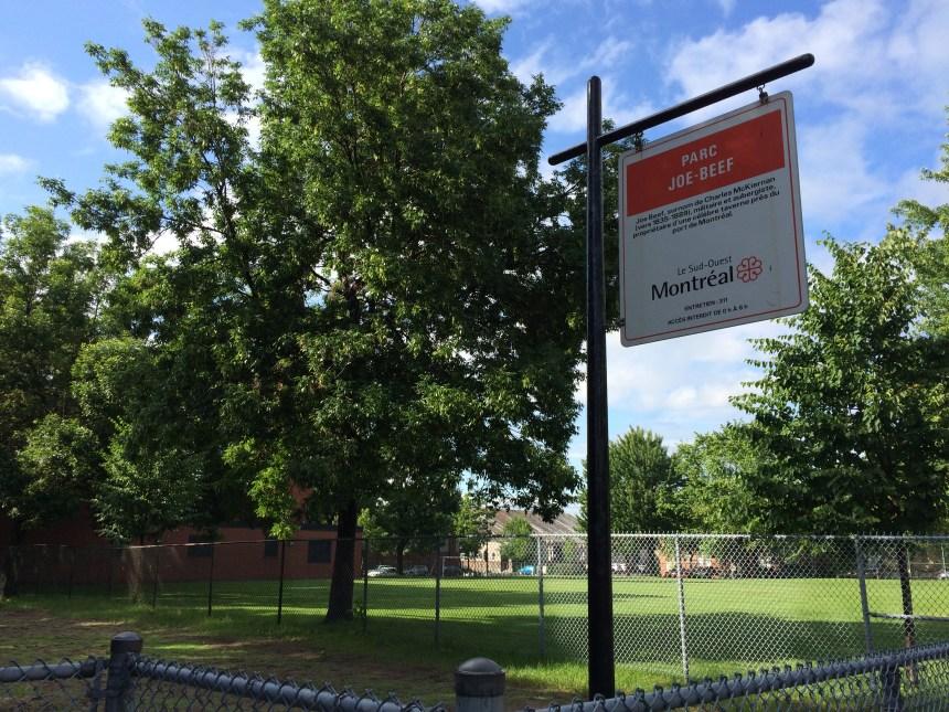 Le parc Joe-Beef deviendra un parc intergénérationnel
