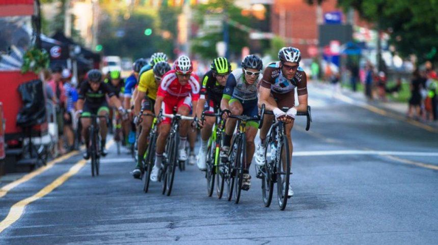 Mardis cyclistes: deux chutes marquent la 2e étape