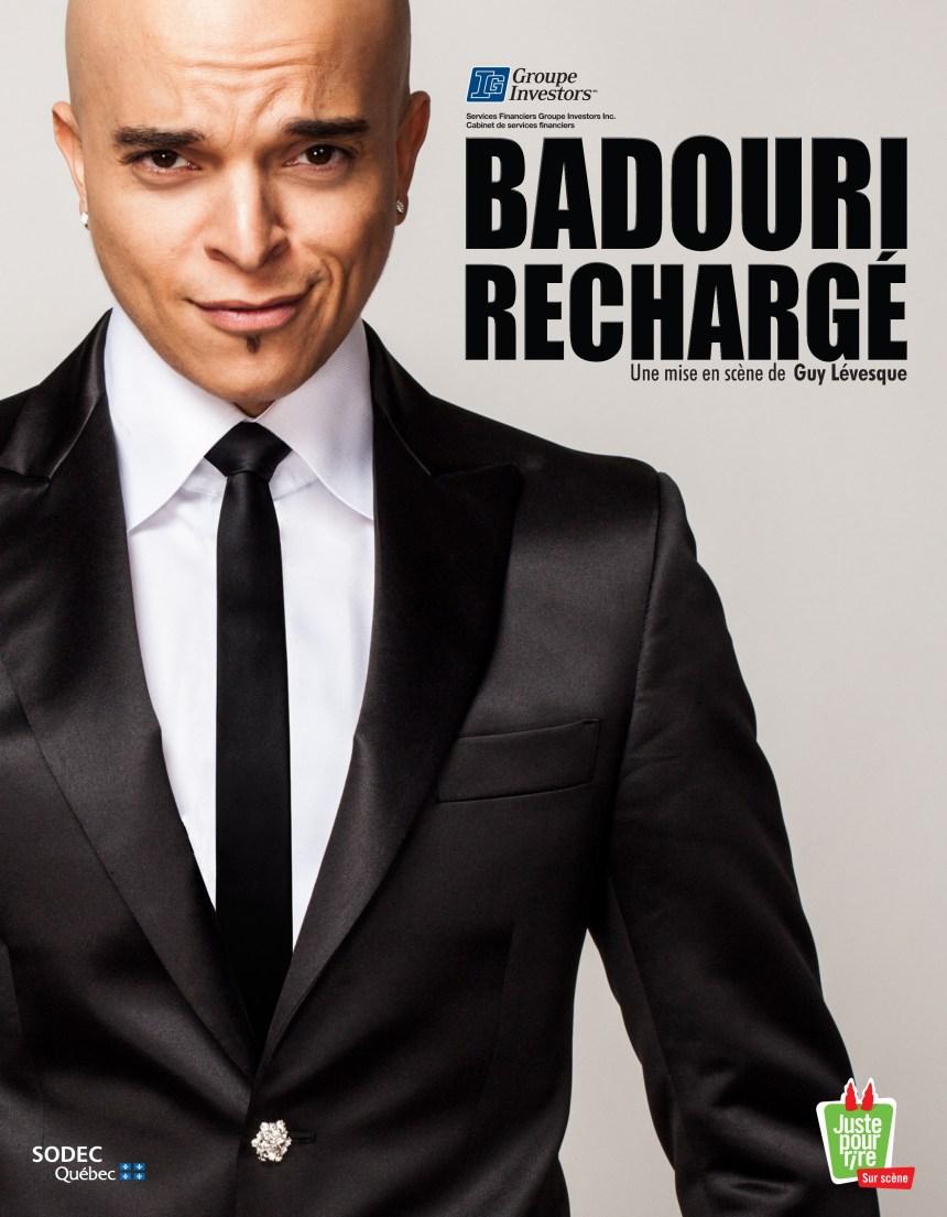 Rachid Badouri de retour au Théâtre Desjardins