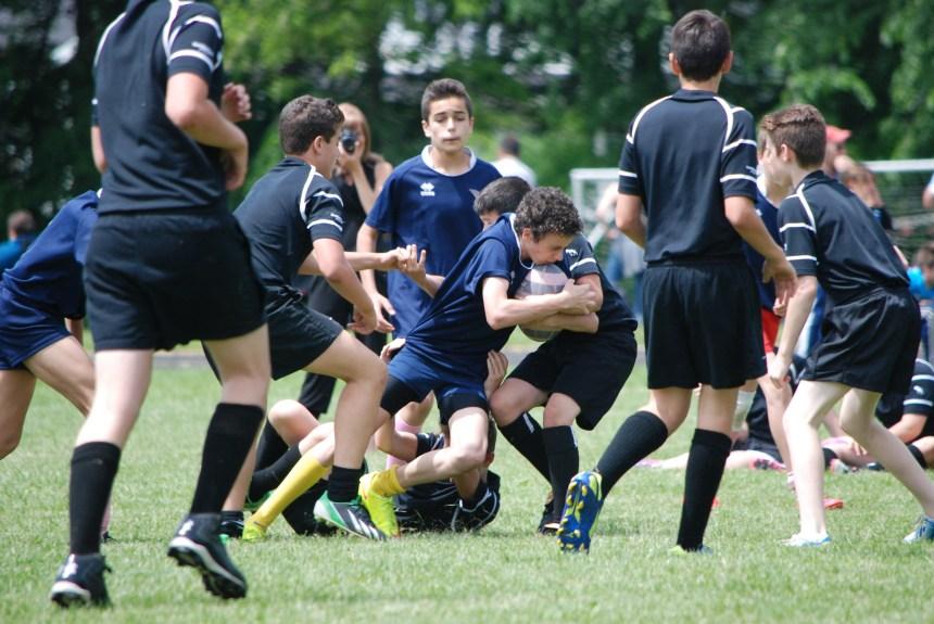 Jamboree de rugby en fin de semaine
