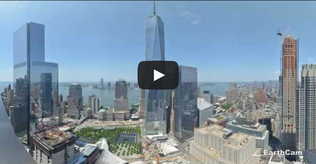 En vidéo: la construction du One World Trade Center en 2 minutes