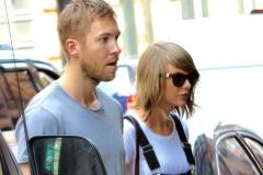 Taylor Swift emménage avec Calvin Harris