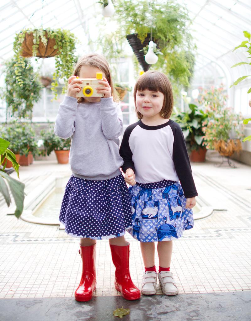 Alice et Simone: un succès local et coloré