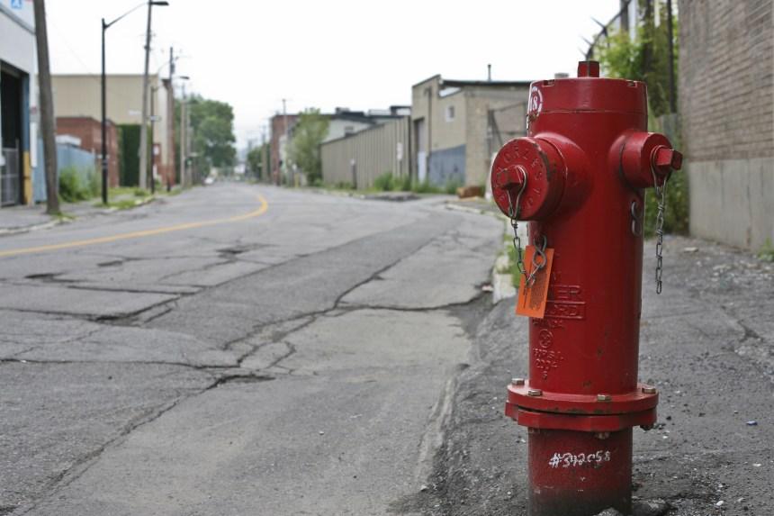 Longs délais de réparation des bornes d'incendie