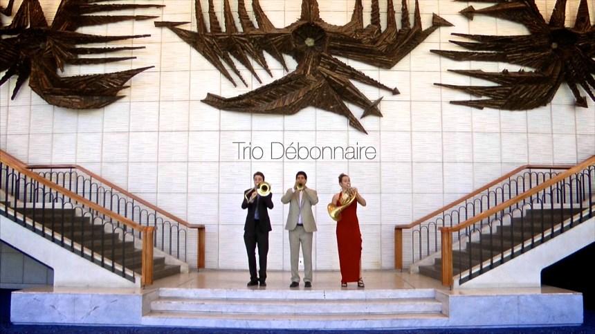 Le Trio Débonnaire: découverte à la sauce cuivrée