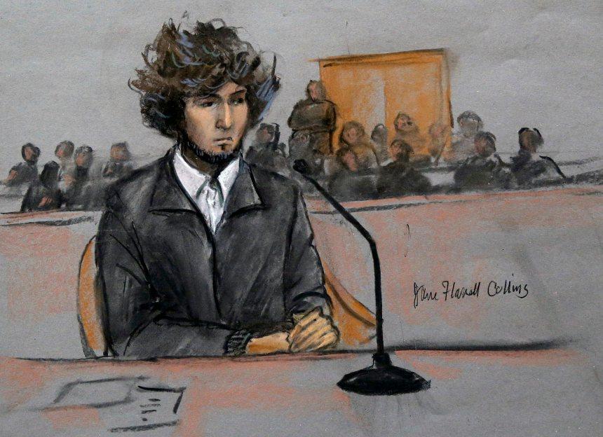 Djokhar Tsarnaev offre ses excuses aux victimes de l'attentat du marathon de Boston