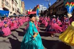 Participer au Gran Poder en Bolivie: une occasion unique