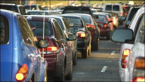Désaccord autour des solutions pour freiner la congestion automobile