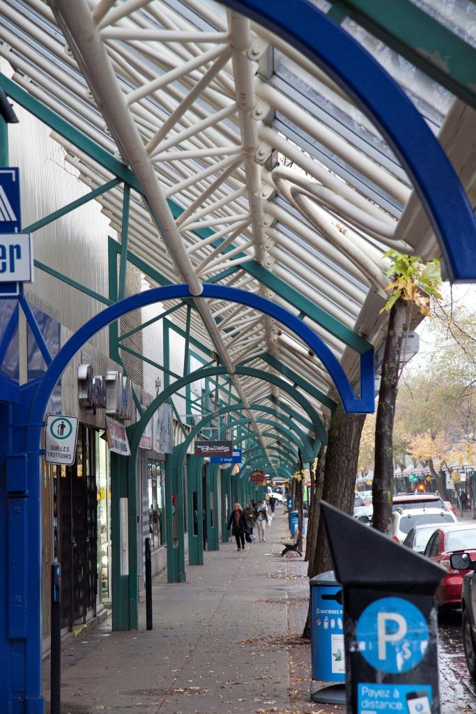 Plaza St-Hubert: les nouveaux stationnements reconduits