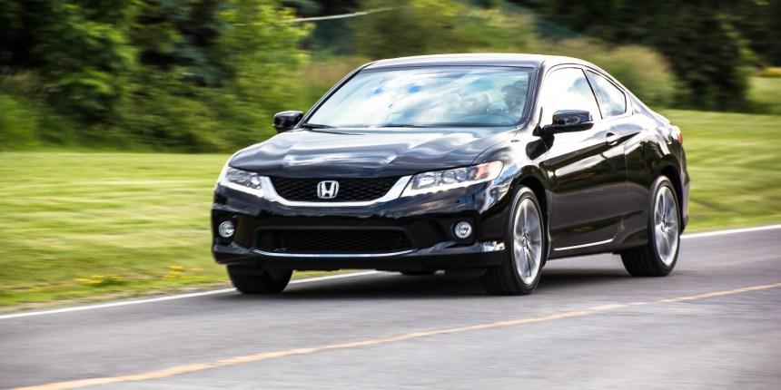 Honda Accord Coupé, la plus sportive des Honda