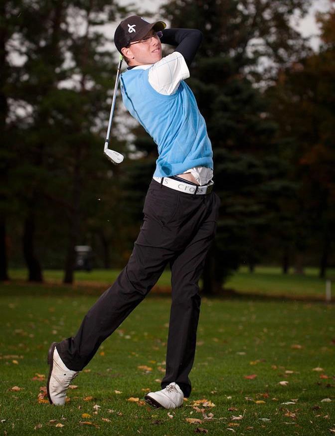 PGA Tour: le golfeur Jean-Philip Cornellier se frotte aux plus grands