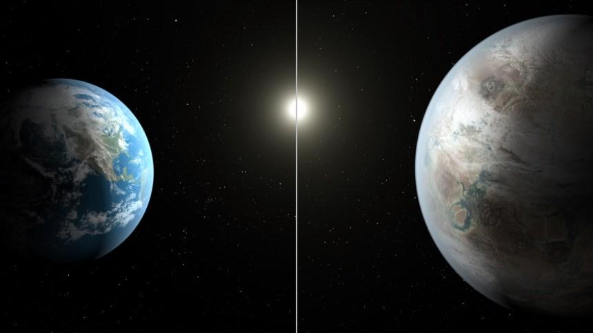 Kepler-452b, «une découverte extraordinaire», selon le Planétarium