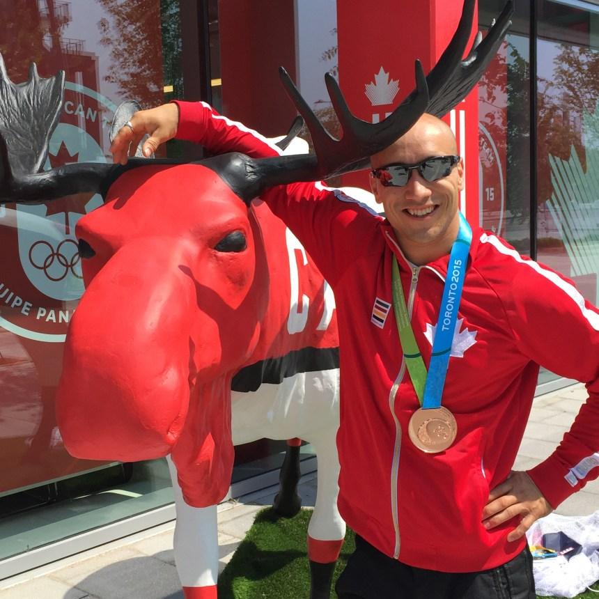 Jeux panaméricains:Un haltérophile du Plateau décroche la médaille de bronze