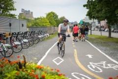 Un règlement méconnu sur les pistes cyclables