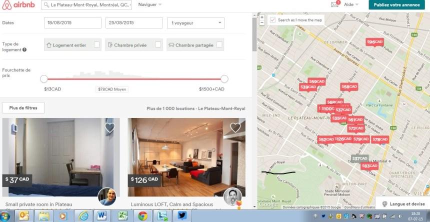 Airbnb: un flou juridique