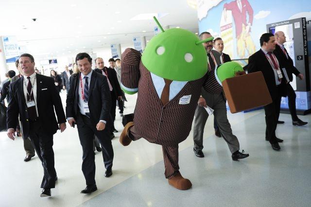 Une faille d'Android peut permettre de pirater un téléphone avec un texto