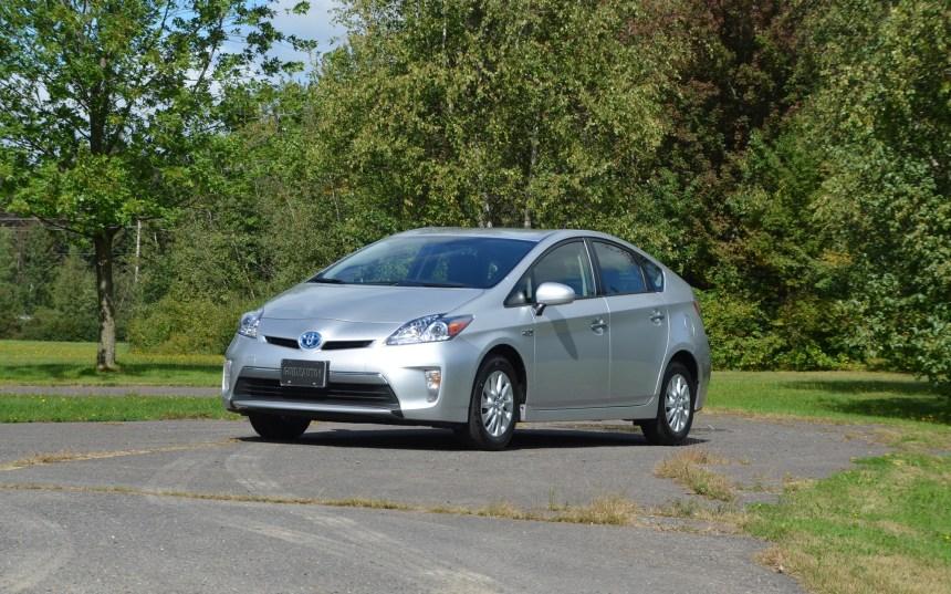 Toyota rappelle 625 000 Prius