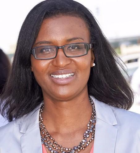 Toujours ensemble: Une nouvelle directrice générale