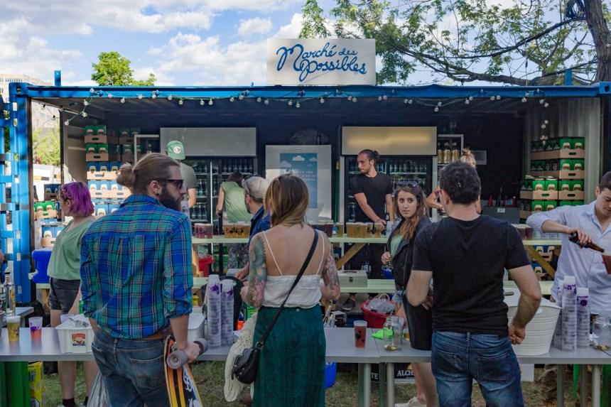 Agenda foodie de Montréal: Sourires aux lèvres et week-ends gourmands du Marché des possibles