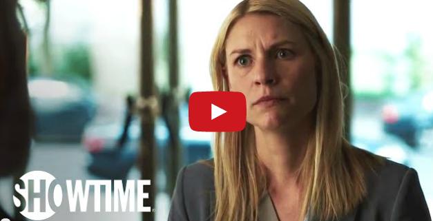 «Homeland» saison 5 : une bande-annonce explosive