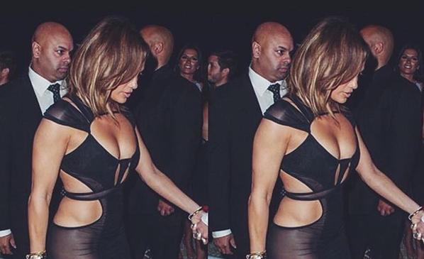 Vidéo: Kim Kardashian est fan de Jennifer Lopez