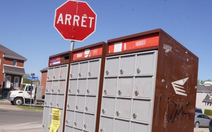 Laval contribue aux procédures contre Postes Canada
