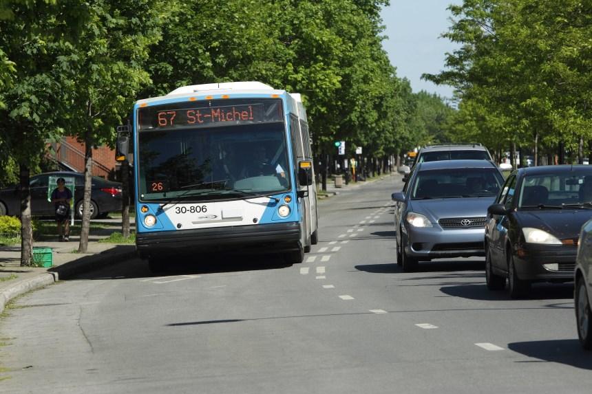 Les chauffeurs de la STM veulent effectuer plus de déplacements en transport adapté