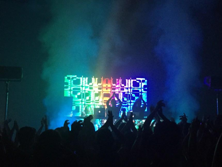 Bataille de DJ: le Centre Leonardo Da Vinci se transforme en piste de danse