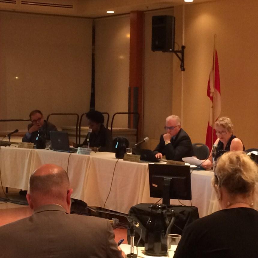 Séance du conseil houleuse à Rivière-des-Prairies–Pointe-aux-Trembles