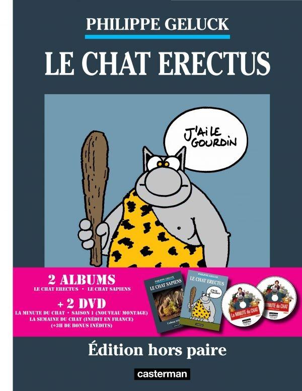 «Le Chat» de Philippe Geluck aura son musée à Bruxelles