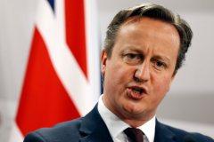 Brexit: David Cameron ne regrette pas avoir organisé le référendum