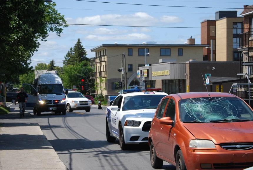 Montréal-Nord: des rues sans pitié cet été