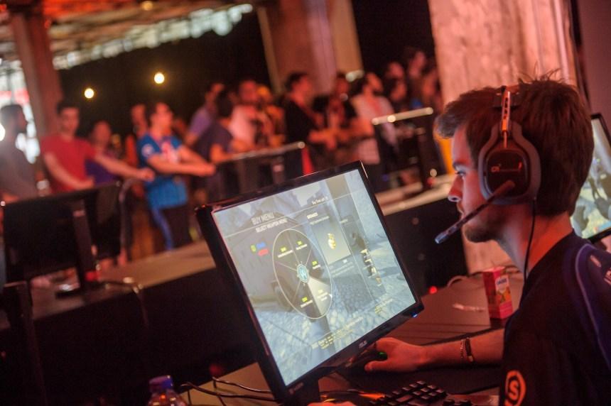 En photos: La Coupe du monde des jeux vidéo à la SAT