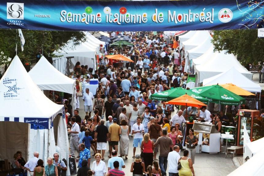 Semaine italienne: Montréal à saveur napolitaine