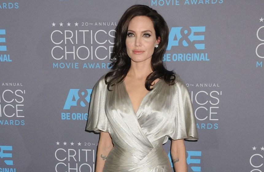 Angelina Jolie part à la rencontre des réfugiés