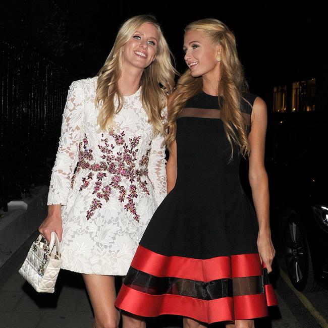 Paris Hilton approuve le choix de sa soeur