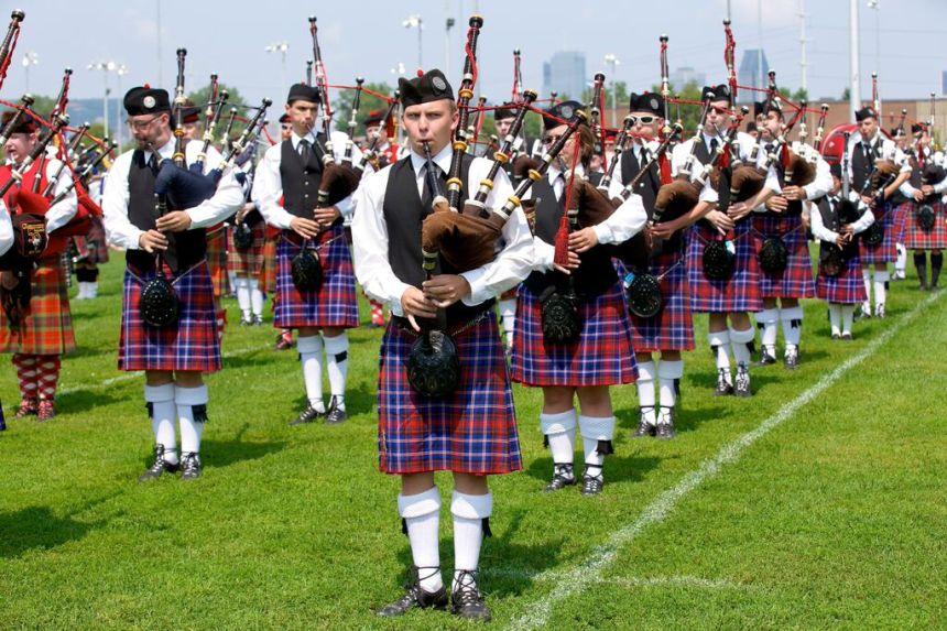 Montreal Highland Games: l'Écosse s'invite à Verdun