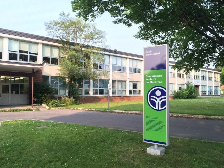La CSDM veut fusionner deux écoles dans Rosemont